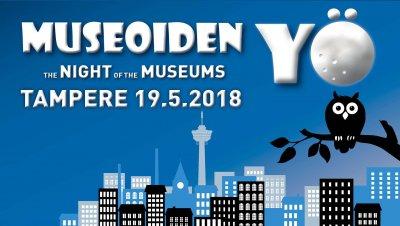 Museoiden yö Laikussa