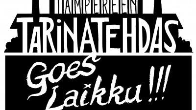 Kauhutarinoiden ilta - Improvisaatioteatteri Snorkkelin vierailu Halloween-hengessä -K12-