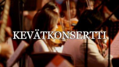 TAPAHTUMA PERUTTU: Musiikkikoulu Menuetin Kevätkonsertti