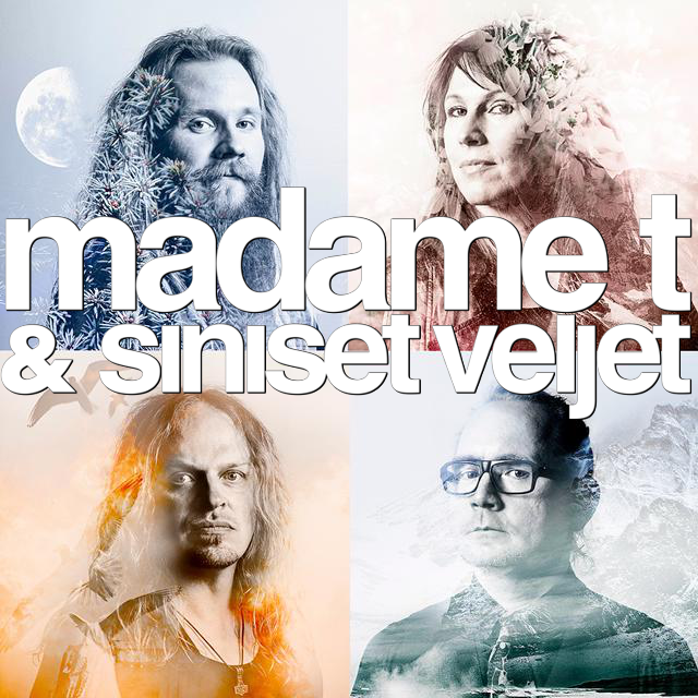 Madame T & Siniset Veljet