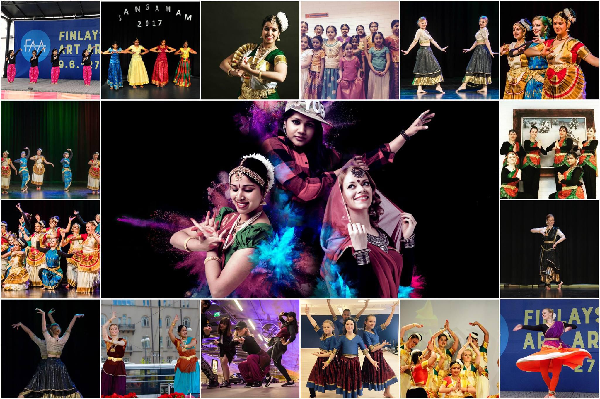PERUUNTUNUT: Fusia Performing Arts