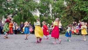 Tampereen Nuorisoseuran tanssiryhmät