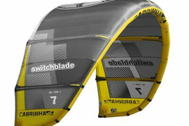Cabrinha Switchblade 12 m kite - kite only Gray 2019 kitesurf wind surfing