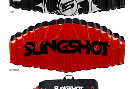 Slingshot B3 Training Kite / Learn Kiteboarding Easy