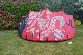 JN WILDTHING 10M 2013 KITESURF KITE K/ONLY