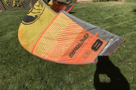 Great foil kite,fast and efficient. One small repa  ...