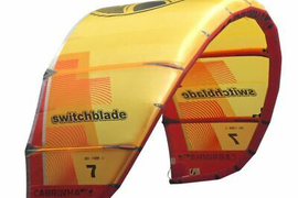 Cabrinha Switchblade 12 m kite - kite only Orange 2019 kitesurf wind surfing