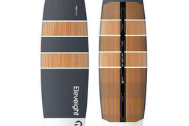 Eleveight Process Kiteboard Complete, 2017