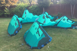 2017 North Neo, kite only with bag, used 5 times.  ...