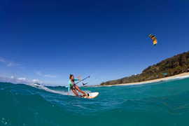 ++++ KITESURF LESSONS with certified Professional ++++