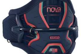 2018 ION Nova Select Harness Navy Blue and Red