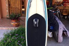 "5'11"" North Pacific Waterbug in very good conditio  ..."
