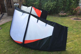2013 Flexifoil Hadlow 9m Prototype Freestyle Kite
