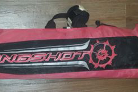 Slingshot B-three Kiteboard Training Kite & Control Bar