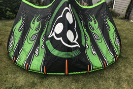 2017 Wainman Hawaii kite, 3.1 Rabbit Gang, very go  ...