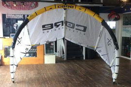 DEMO CORE XR4 6M KITESURFING KITE ONLY USED   &#  ...
