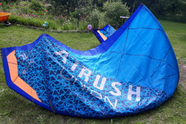 2017 10m Airush Union. One professional repair on  ...