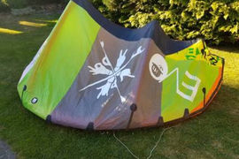 NKB North Evo 2012 8qm kite freeride 8m2 freestyle