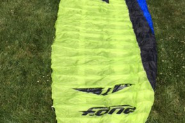 Diable V1 11m foil kite. Great race kite. Well tun  ...