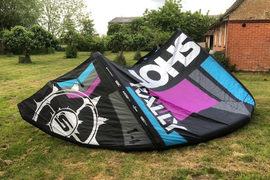 2016 Slingshot Rally 14M kite only brand new complete with bag