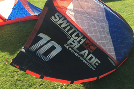 2012 Cabrinha Switchblade 10m kite only, excellent condition, Hardly used.