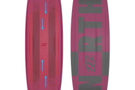 2017 North Team Series Kiteboard