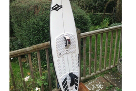 Naish custom global 5'7 kitesurf kitesurfing Board