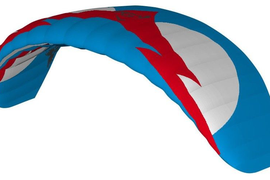 HQ Powerkites 11M Apex V  Kitesurfing Foil Kite - Complete Snowkite 5th Series