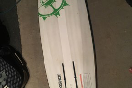 I used this board for awhile up until I got a new  ...