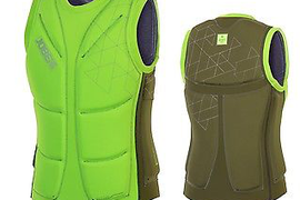 Jobe Reversable Comp Vest Men Olive Wake Boarding Vest Men Surf Kite J17