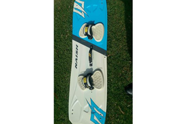 Naish Orbit Light Wind Board - 152 cm