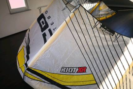 Kite Set Core Riot XR3 12qm | GTS2 9qm| Core sensor 2+ Bar