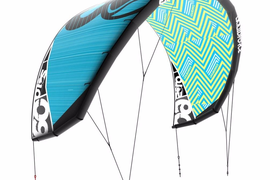 LIQUID FORCE SOLO V3 2017 KITESURFING KITE 5M NEW