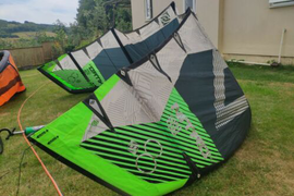 Kitesurfing Kite 8m Switch Nitro 2014