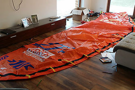 north neo 10m 2014 KITE ONLY