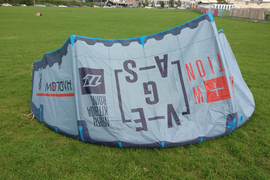 2016 North vegas 10 m kite hadlow edition