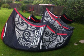 Kites F-One Bandit 6 - 12m and 9m