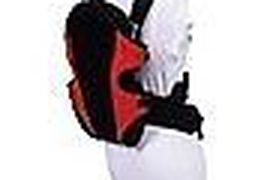 Red Kite Black and Red Baby Carrier