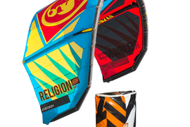 RRD MKVI Religion 10.5m 2016 kitesurf kite - BRAND NEW - 45% off!