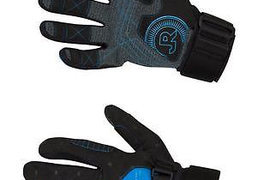 Jobe Rogue Gloves Kevlar Blue Gloves Whale Waterski Jetski Kites J15