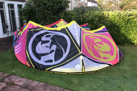 2016 RRD Obsession 10.5m Kitesurfing Kite, only used 3 times. *KITESURFING GEAR