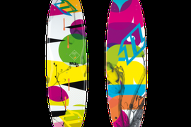 NORTH SOLEIL 131 BOARD. $275. Great board for wome  ...
