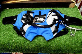 KITESURFING HARNESS DAKINE FUSION POWER BELT SIZE L VGC AS PHOTOS SHOW