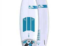 2019 Airush Amp II V2 Custom Epoxy Kite Surfboard