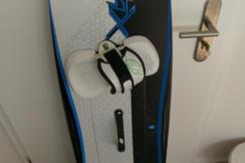 Core Kite + f one freestyle Board + Core bar komplettset