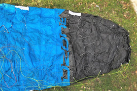 Up for sale Ozone hyperlink 9M. A perfect kite for  ...