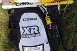 Core riot xr 9 qm mit Bar - top!