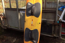 Naish kite surfing board