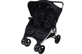 Red kite double/twin lightweight stroller