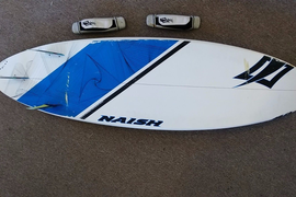 2014 Naish Skate 5'9 directional with straps